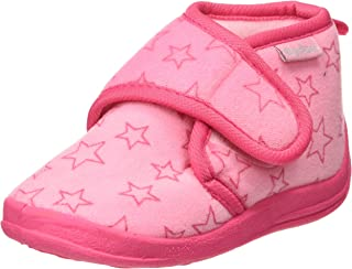 Playshoes Ciabatte-Pastello, Pantofole Unisex-Bambini