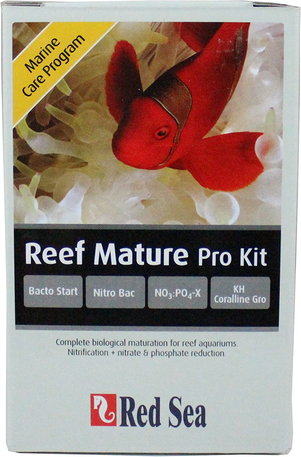 Red Sea Fish Pharm Branded excellence goods ARE22210 Reef for Pro Kit Mature Aquariu Test