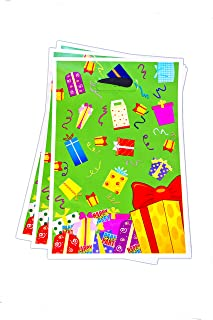 Happy Birthday Party Toy Lolly Bags 30 Pack - Presents
