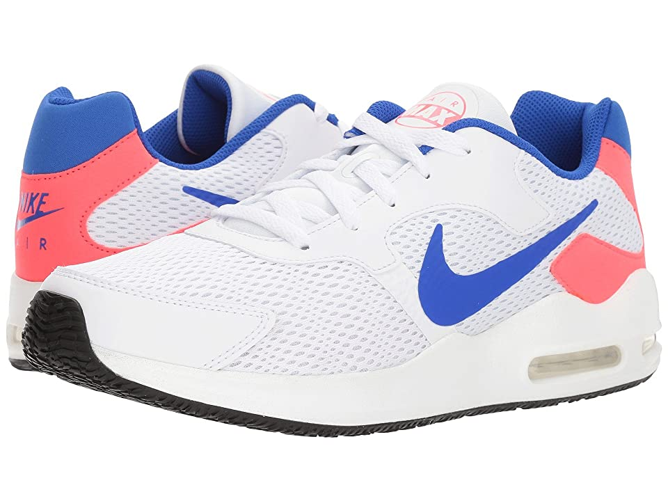on sale d7bd4 18353 ... italy nike air max guile white ultramarine solar red mens shoes 0d888  5c435
