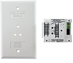 Edwards SIGA-CT1 Single Input Module for Fire Alarm System And Signaling Device