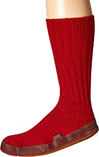 Acorn Unisex-Adult Mens Slipper Sock Cotton