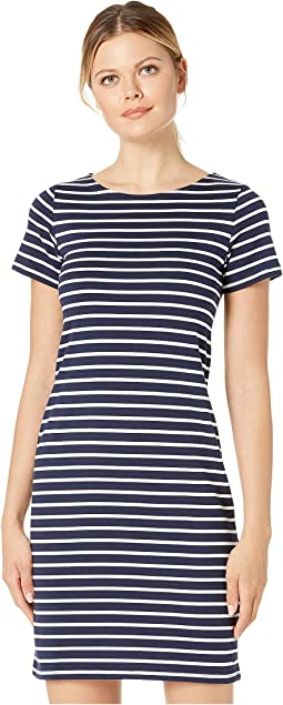Hope Stripe French Navy