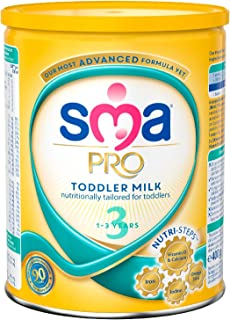 SMA PRO Toddler Milk 1 to 3 Years, 400 g