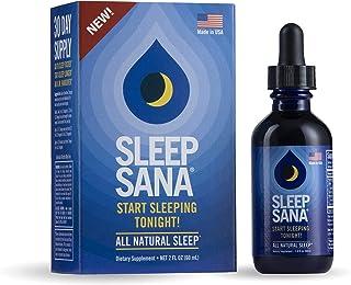Sleep Sana 30 Day Supply Sleep Drops