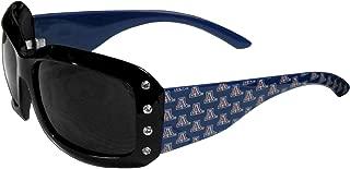 Siskiyou NCAA Women's Rhinestone Designer Sunglasses