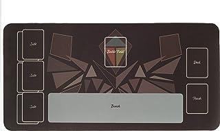 テネセシート プレイマット ラバーマット ポケモンカード ポケカ 60cm×30cm 収納ケース付き ムゲンゾーン 対応