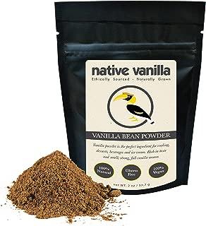 Best raw vanilla bean powder Reviews