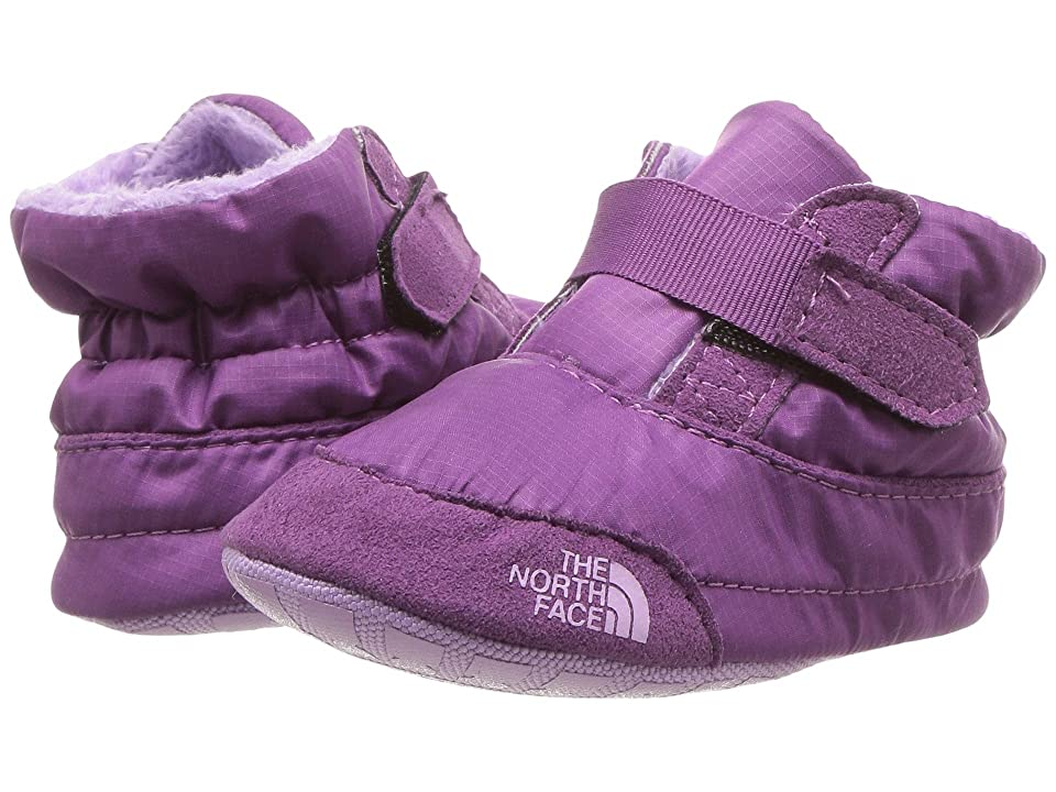 The North Face Kids Asher Bootie (Infant/Toddler) (Wood Violet/Lupine Purple) Girls Shoes