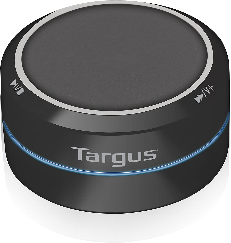 Targus Bluetooth Portable Speaker, Black (TA-8BTSP)