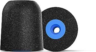 Comply(コンプライ) P-series (芯の100) ブラック Lサイズ 3ペア プロフェッショナル Pシリーズ イヤホンチップス Professional Shure SE215, Etymotic, Klipsch, Westone, LG HBS-1100他 イヤホンをカンタンにアップグレード 高音質 遮音性 フィット感 脱落防止イヤーピース 「国内正規品」HC40-10403-02