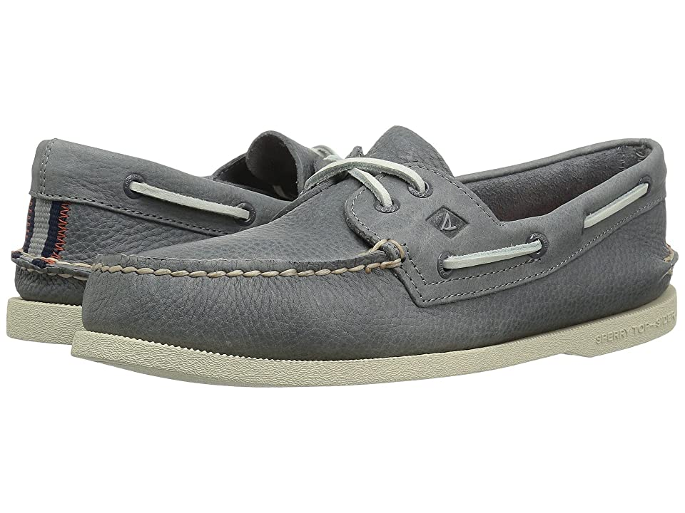 Sperry A/O 2-Eye Daytona (Grey) Men