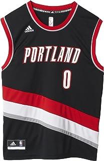 9a97f3a1d1501 adidas - Maillots - Maillot Trail Blazers Replica - NBA Portland Trail  Blazers - 2XS
