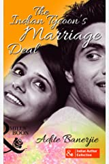 The Indian Tycoon's Marriage Deal (Mills and Boon Indian Author) Paperback