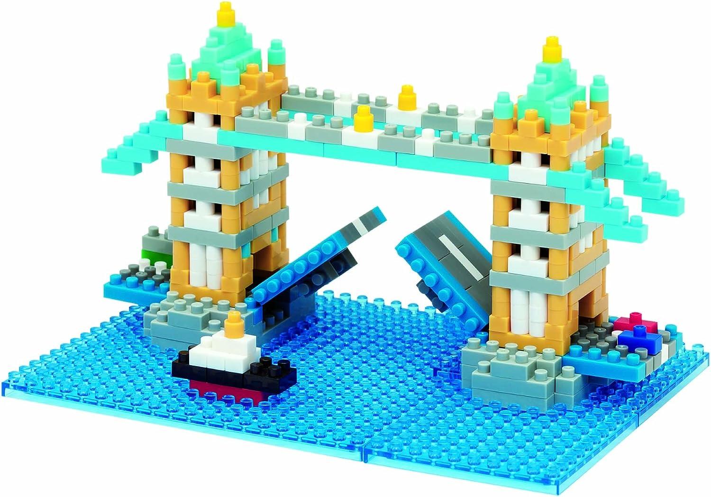 Nanoblock STS Plus Tower Bridge Kit