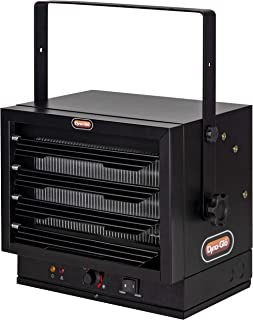 Dyna-Glo EG7500DGP 240V 7500W Garage Heater, Black