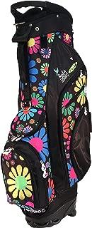 Birdie Babe Moondance Flowered Hybrid Ladies Golf Bag