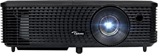 Optoma S341 3500 Lumens SVGA 3D DLP Projector with Superior Lamp Life and HDMI