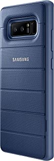 Plastic Protective Standing Back Cover For Galaxy Note8 Blue