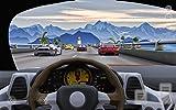 superautoroute Jeux de course: Course de trafic de voitures-X