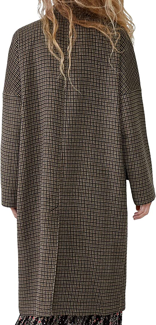 Zara 1255/230/716 - Abrigo para mujer (tamaño extragrande ...