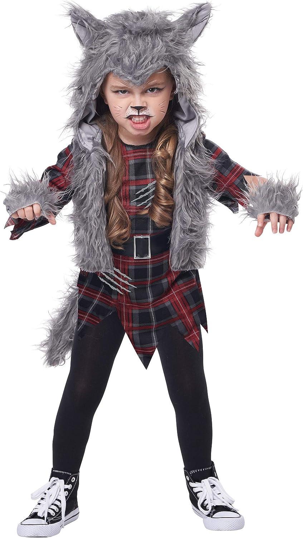 Finally popular brand Girl's Wee-Wolf Costume Kansas City Mall
