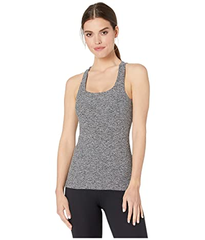 Beyond Yoga Spacedye Crossed My Mind Tank (Black/White Spacedye) Women