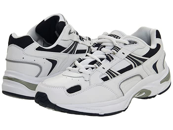 VIONIC  Walker (White/Navy) Mens  Shoes