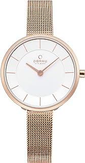 Obaku Dress Watch (Model: V226LXVIMV)