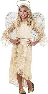Girl's Angel Costume
