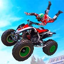 Quad Bike ATV Crash Stunts Arena: Xtreme Demolition Derby Ramp