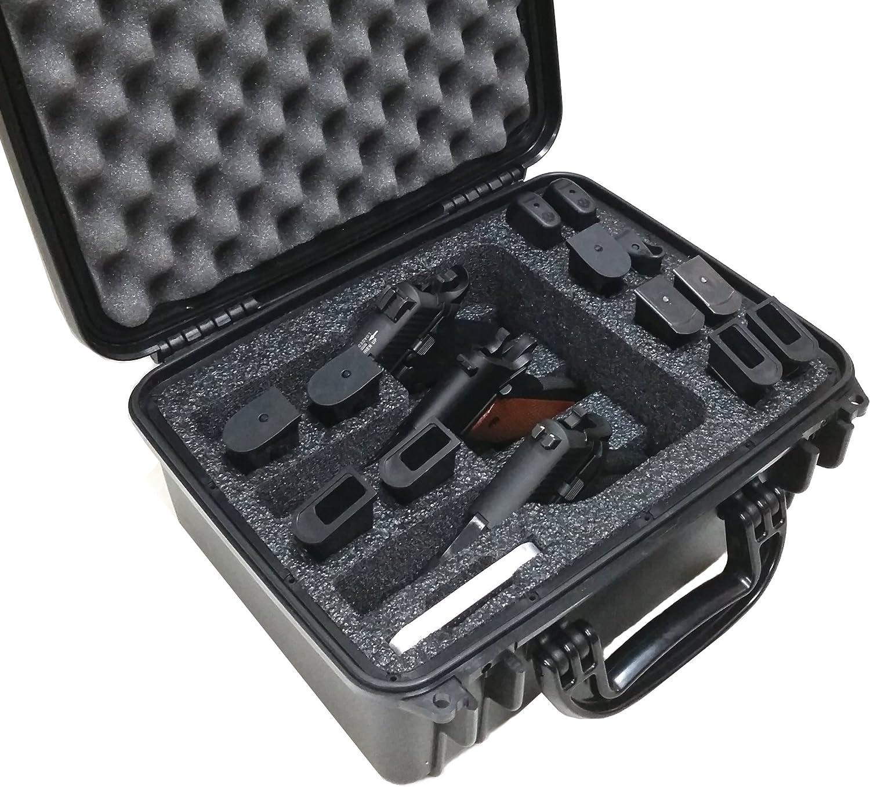 Case Club 3 Pistol Pre-Cut Case