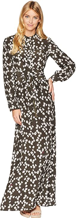 Lost Labyrinth Abbey Floral. 304. Juicy Couture. Abbey Floral Silk Maxi  Dress.  49.99MSRP   328.00 fd2fa864a