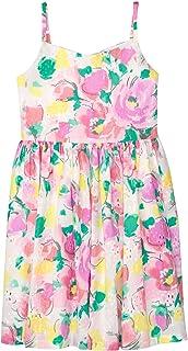 Gymboree Girls' Little Floral Strappy Dress