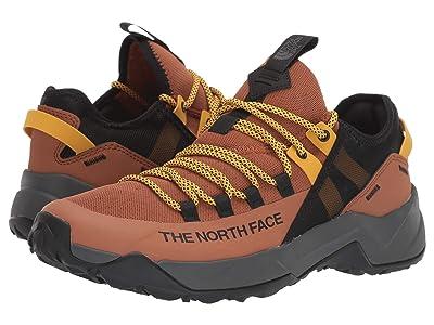 The North Face Trail Escape Edge (Caramel Cafe/TNF Black) Men