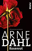 Rosenrot: Kriminalroman (A-Team 5) (German Edition)