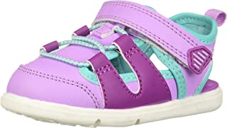 carter's every step boys infant 1st walker Swim sporty fisherman sandal