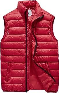 Men's Winter Quilted Puffer Vest