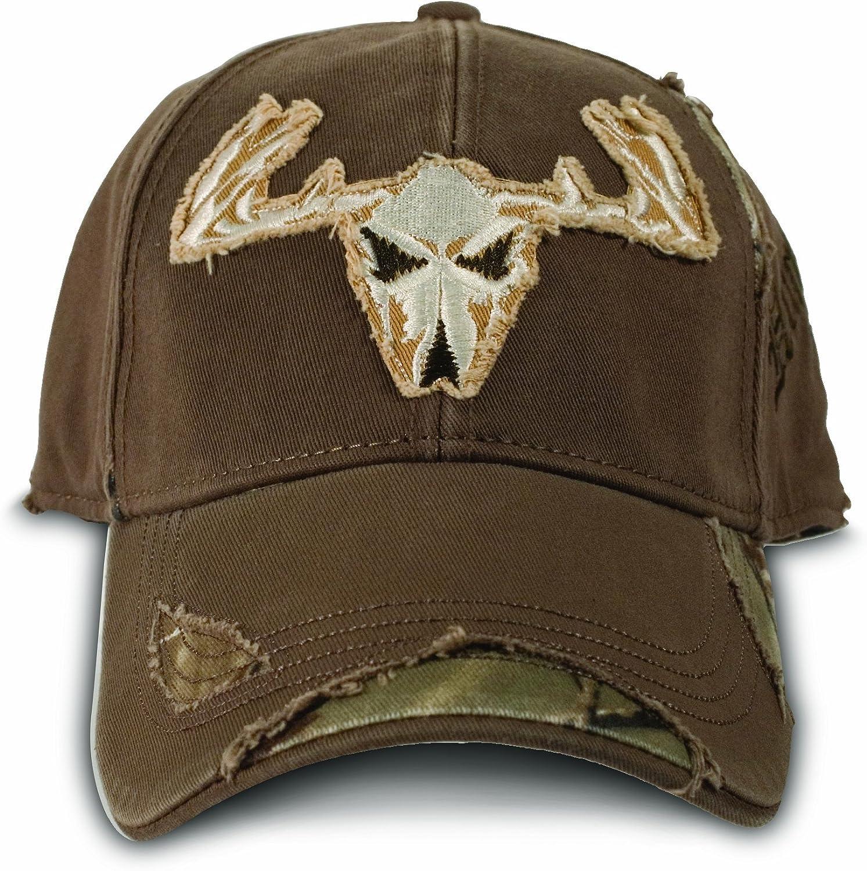 e6ffd0872a Buck Wear Wear Wear Inc. Bone Baseball Cap, One Size afd909 - hood ...