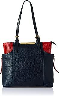Hidesign Women's Shoulder Bag (Blue)