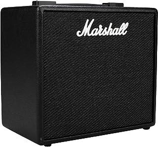 マーシャル Marshall ギターアンプコンボ CODE25 歴代のマーシャルトーンを忠実にモデリング オーディオインターフェイスとしても使用可能 スマホアプリで操作が可能