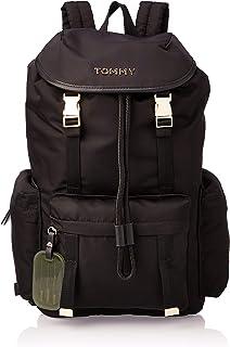 Tommy Hilfiger Backpack for Women-Black