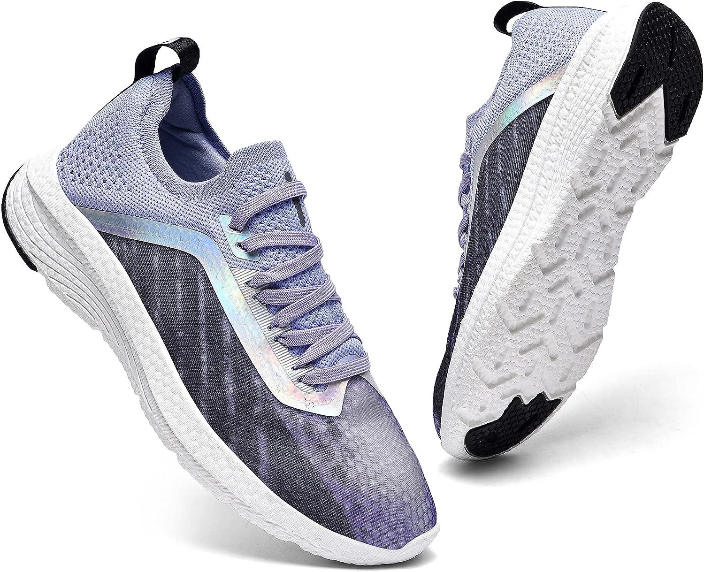 Azooken Women's depot Walking Trail Running Tennis Footwear Casu Shoes Max 47% OFF