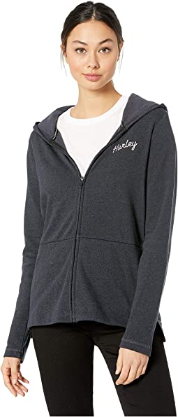 Day and Night Fleece Zip-Up