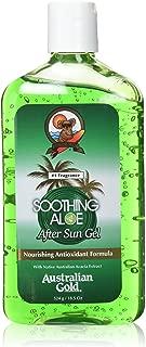 Australian Gold Soothing Aloe Gel-18.5 oz