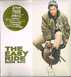 The Easy Ride CD Format By Eason Chan