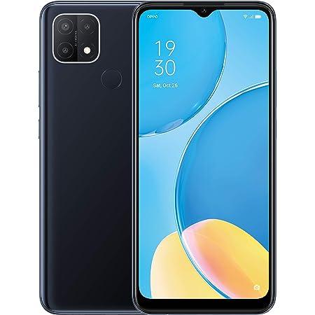 OPPO A15 - 6.5 inch, Dual Sim, 32 GB + Expandable 256 GB, Triple AI Camera Sim Free Android 10 Smartphone - Black