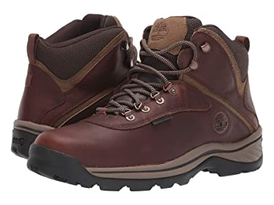 Timberland White Ledge Mid Waterproof (Medium Brown) Men