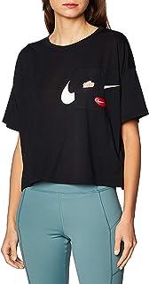 Nike Women's Small Sleeve Gx Icnclsh Wow T-Shirt