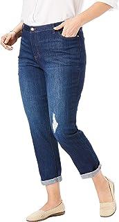 Women's Plus Size Girlfriend Stretch Jean